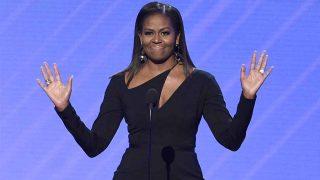 Michelle Obama, en una foto de archivo / Gtres.