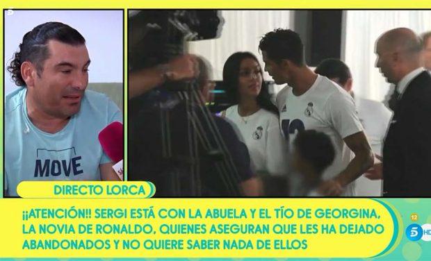 """El duro testimonio de la abuela y el tío de Georgina Rodríguez: """"Creo que se avergüenza de nosotros"""""""
