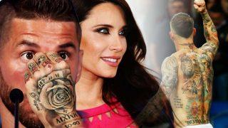 GALERÍA: Descubre los tatuajes de Sergio Ramos y Pilar Rubio