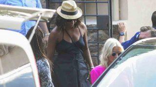 Michelle Obama en Mallorca /Gtres