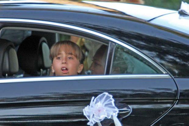 EN IMÁGENES | La otra boda de Belén Esteban: así fue su comentado enlace con 'Fran'