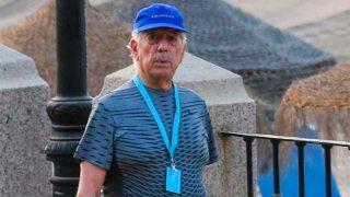 Mario Vargas Llosa /  Gtres