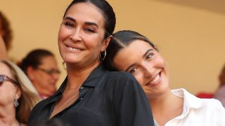 Vicky Martín Berrocal y su hija Alba Díaz / Gtres