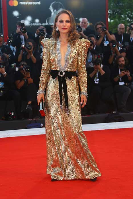Natalie Portman Festival de Venecia 2018