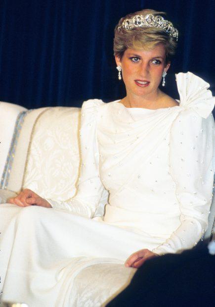 Un burka para Diana de Gales