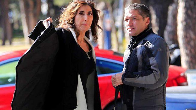 Paz Padilla y Gustavo González, en una imagen de archivo