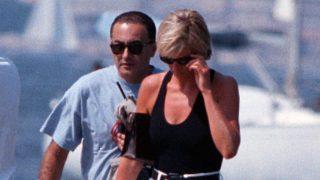 Diana de Gales y Dodi Al Fayed / Gtres