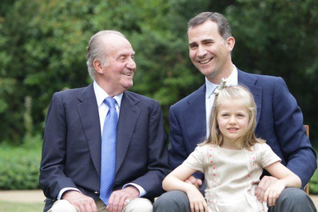 Sofía de Borbón, la gran 'olvidada' en el día grande de la princesa de Asturias
