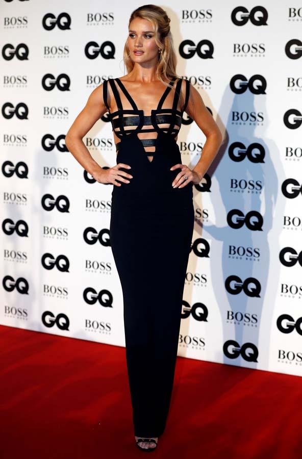 Rosie Huntington-Whiteley Premios GQ