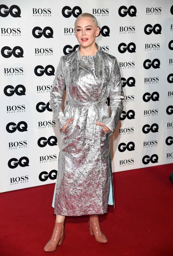 Rose McGowan Premios GQ