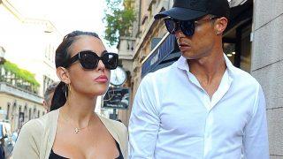 Georgina y Cristiano gastan sin miramientos en Italia/ Gtres