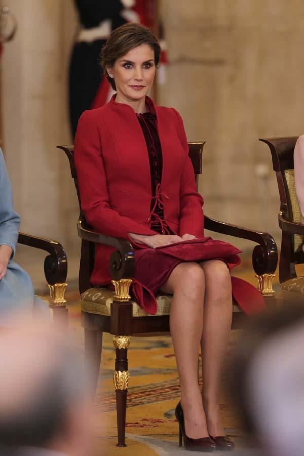 Reina Letizia Toisón
