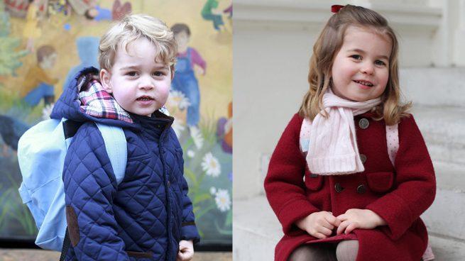 Los hijos de los duques de Cambridge / Gtres