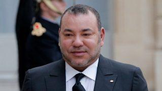 Mohamed VI ha posado con un reloj que supera los 1,2 millones de dólares / Gtres