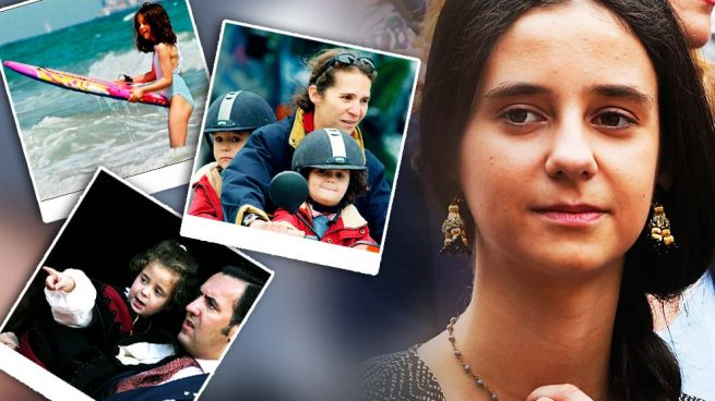 La transformación de Victoria Federica: sus 18 años en 18 imágenes