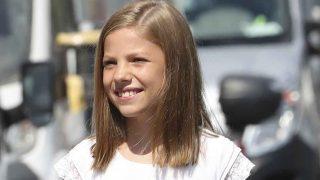 La infanta Sofía, en una foto de archivo / Gtres.