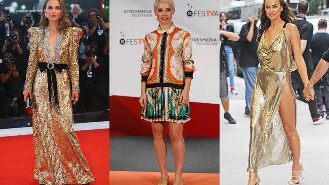 #LookOk vs. #LookKo | Del sexy vestido de fiesta de Irina Shayk al desastre de Soraya