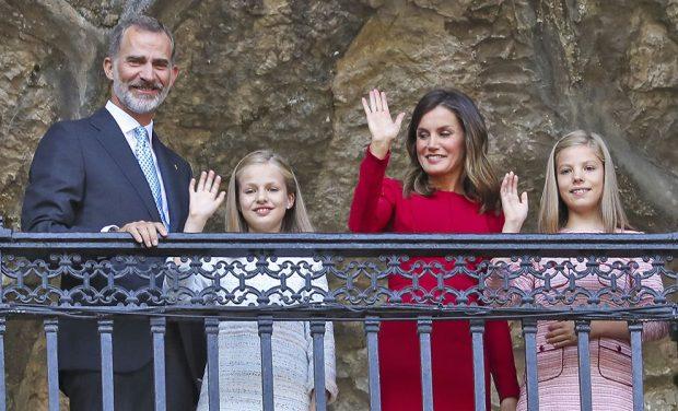 La Familia Real en Covadonga / Gtres