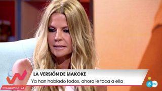 Makoke, en 'Viva la vida' / Telecinco.