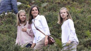 El cambio de look de la Familia Real / Gtres.