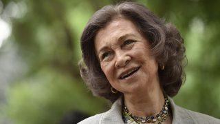 Doña Sofía, en una imagen de archivo / Gtres.