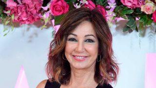 La presentadora Ana Rosa Quintana. / Gtres