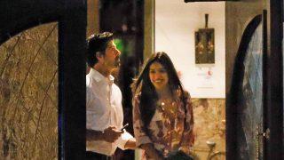 Ana Guerra y Miguel Ángel Muñoz comenzaron a conocerse tras coincidir en Pasapalabra /Gtres