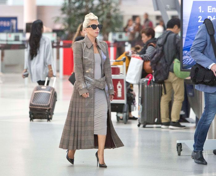 Lady Gaga Aeropuerto Toronto