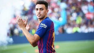 Munir, jugador del FC Barcelona / Gtres