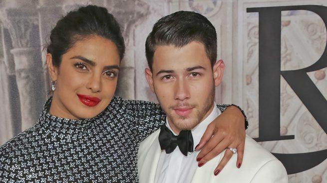 Priyanka Chopra y Nick Jonas / Gtres