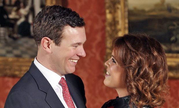Eugenia de York y Jack Brooksbank / Gtres