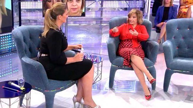 María Teresa Campos y Carlota Corredera,