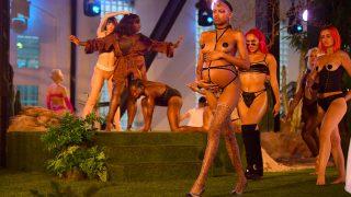 Desfile de Savage X Fenty de Rihanna en Nueva York / Gtres