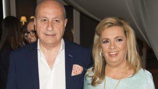 José Carlos Bernal habla del cambio de imagen de su mujer/ Gtres