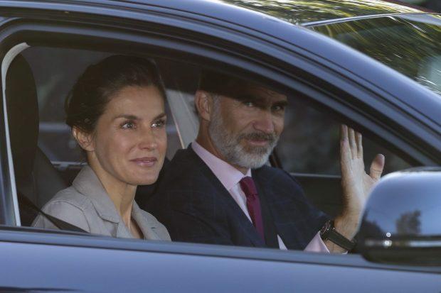 ¿Por qué Letizia cobra menos que el rey don Juan Carlos?
