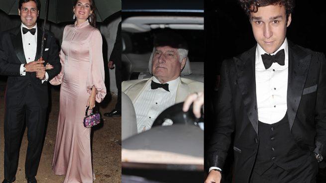 Los Alba, los Rivera, Froilán, Victoria Federica… Descubre todos los invitados a la puesta de largo de Cayetana Rivera