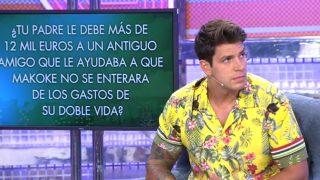 Diego Matamoros, en 'Sábado Deluxe' / Telecinco.