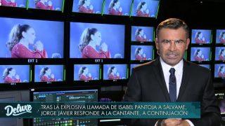 Jorge Javier Vázquez, en su respuesta / Telecinco.