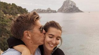 Alba Díaz y Manuel Díaz, disfrutan de sus vacaciones / @Albadiazmartin