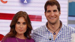 Lourdes Montes y Julián Contreras se convierten en compañeros de trabajo/ Gtres