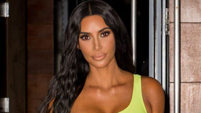 Kim Kardashian El Cuento de la Criada