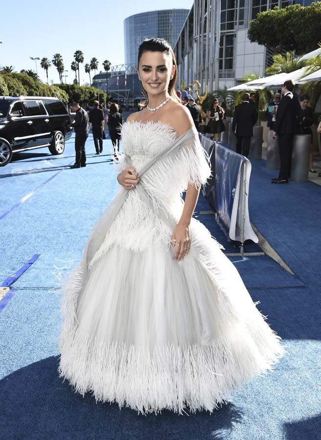 Penélope Cruz en los premios Emmy 2018