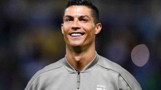 Cristiano Ronaldo, en un partido reciente con la Juventus / Gtres