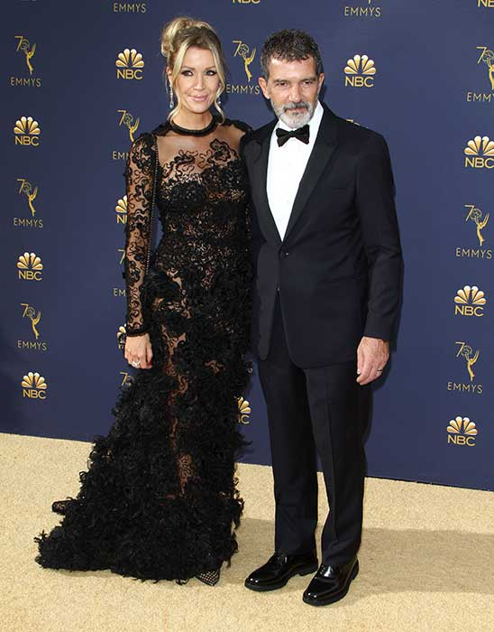 Nicole Kimpel Premios Emmy 2018