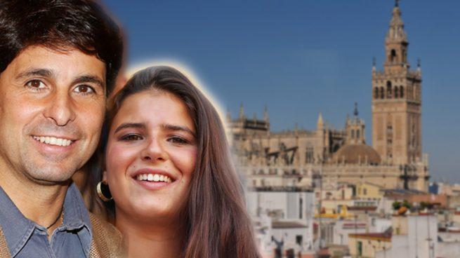 Francisco Rivera y Cayetana Rivera