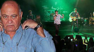 De la cárcel al concierto de su nieto, el regreso de Díaz Ferrán / Gtres