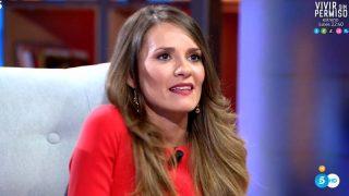 Elena Ballesteros, en 'Viva la Vida' / Telecinco.