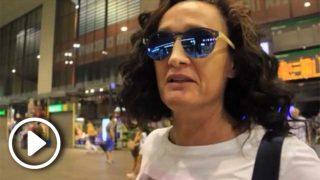 Dulce Delapiedra habla tras su ataque de ansiedad en el 'Deluxe'/ Gtres