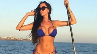 Los bikinis de Aurah Ruiz desatan la polémica/ Instagram