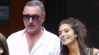 Carlos Herrera se ha desplazado hasta Nueva York para visitar a su hija Rocío Crusset/ Gtres
